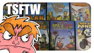 Download The (NOT DREAMWORKS) Collection - The Search For The Worst - IHE (9 MOVIES!) Video