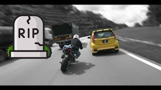 Download DEA*H WISH - (Dangerous riders) - Best Onboard Compilation [Sportbikes] - Part 4 Video