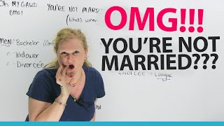 Download Why aren't you married? How to talk about being single! Video
