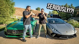 Download AMG GTR vs Huracan Performante! *SHOCKING RESULTS* Video