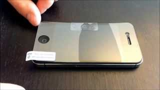 Download Install screen protector without bubbles Video