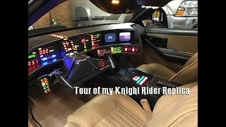 Real Life Knight Rider Ai - K I T T  -This is Kitt's Voice