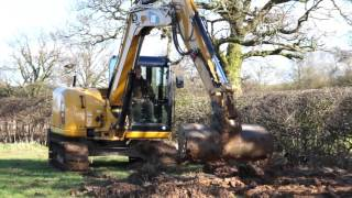 Download Cat® 308E2 Mini Excavator Customer Story (United Kingdom) Video