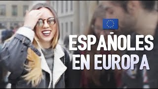 Download ESPAÑOLES en Europa Video