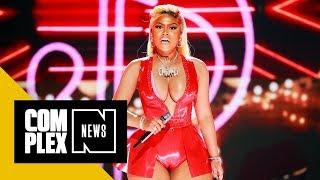 Download Nicki Minaj Drags Ex Safaree and His Hairline on Twitter Video