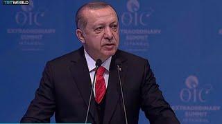 Download OIC Jerusalem Speech: Turkey's President Erdogan speaks on Jerusalem Video