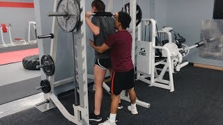 Download Going To The Gym With Your TALL Girlfriend Video