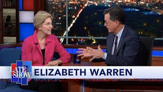 Download Elizabeth Warren: No President Gets To Declare War On Their Own Video