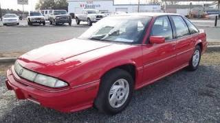 Download 1994 Pontiac Grand Prix Start Up, Exhaust, and In Depth Tour Video