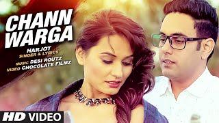 Download HARJOT : CHANN WARGA Video Song   DESI ROUTZ   Latest Punjabi Song 2016 Video