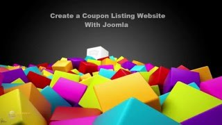 Download Earn More Money with Your Own Coupon & Affiliate Website With Joomla Video