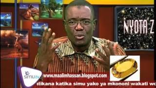 Download NYOTA ZENU/JIWE LAKO LA BAHATI/ TAREHE YA KUZALIWA Video