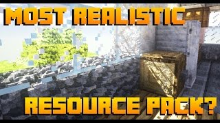 Download THE MOST AMAZING MINECRAFT RESOURCE PACK EVER??? Video