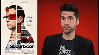 Download Suburbicon - Movie Review Video