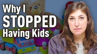 Download Why I Stopped Having Kids   Mayim Bialik Video