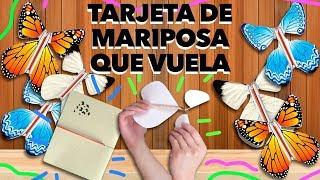 Download HAZ UNA TARJETA DE MARIPOSA QUE VUELA. MAIRE VS EL INTERNET Video