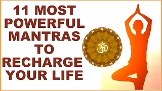 Download 11 MOST POWERFUL HINDU MANTRAS : RECHARGE YOUR LIFE WITH DIVINE BLESSINGS Video