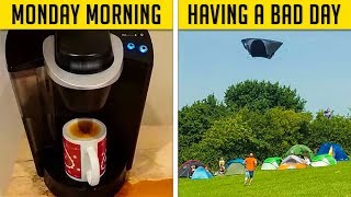 Download Hilarious Examples Of People Having A Bad Day Video