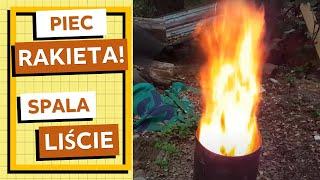 Download Jak palić liście bez dymu! za darmo! (nielegalne!) piec rakieta Video