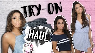 Download HUGE SUMMER TRY ON HAUL | Bethany Mota Video