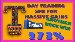 Download Day Trading Facebook For 273% in 30 Minutes ( Simple Options Strategy) 2018. Video