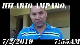 Download HILARIO AMPARO ACUSA A JHONNY PORTOREAL DE ESTAFADOR FAMILIA ROSARIO 7 2 2019 7:55AM Video