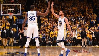Download Stephen Curry, Kevin Durant Combine for 61 in Win Video
