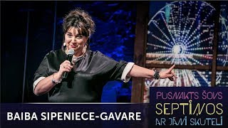 Download Baibas Sipenieces-Gavares Stand Up | Pusnakts šovs septiņos | S06E04 Video