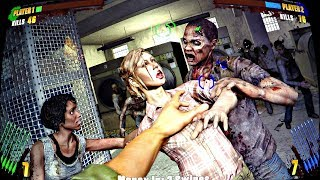 Download The AMC Walking Dead Arcade Game 2017 NEW Game! Awesome Gameplay, Graphics & Booth Video