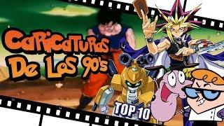 Download Las 10 MEJORES CARICATURAS DE LOS 90 (Series animadas) Video