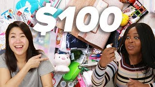 Download $100 Hong Kong Dollar Store Haul Video