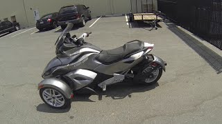 Download Can-Am Spyder ST SE5 Ride and Review - Mountain Motorsports Marietta Video