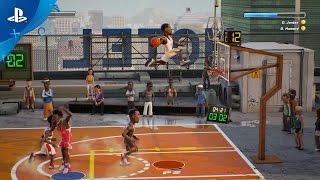 Download NBA Playgrounds – Gameplay Trailer   PS4 Video