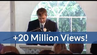 Download Best Brother Wedding Speech Kills Crowd (hilarious ending!) Video