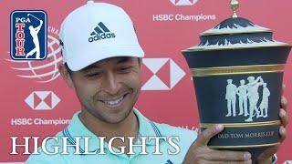 Download Xander Schauffele's highlights | Round 4 | HSBC Champions 2018 Video