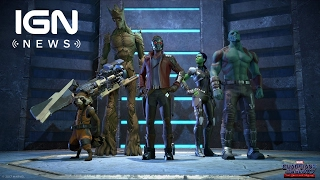 Download Telltale Games' Guardians of the Galaxy First Look, Voice Cast Revealed - IGN News Video