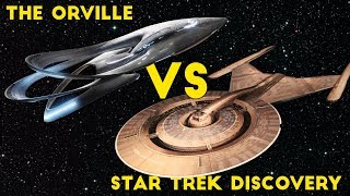 Download Why THE ORVILLE is BETTER than STAR TREK DISCOVERY Video