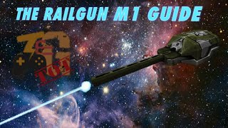 Download The Railgun m1 Tutorial and Gameplay! (tanki online) Video