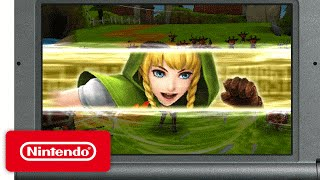 Download Hyrule Warriors Legends - Link's Awakening Pack DLC Trailer Video