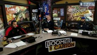 Download Boomer and Carton: Is Carmelo not the best player on the Knicks? Video