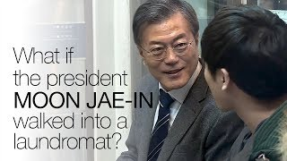 Download What if the president of South Korea came and folded your laundry with you? ENG SUB • dingo kdrama Video