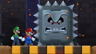 Download Another Super Mario Bros Wii - 2 Player Co-Op - #21 Video