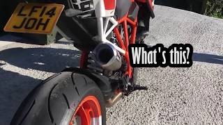 Download Flames & exhaust - Motorcycle sounds compilation: SuperDuke, Ducati & more... Video