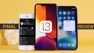 Download iOS 13 Final Review! A Perfect Update Video