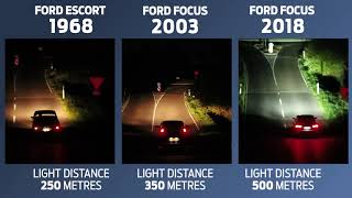 Download Just Follow Your Headlights! New Tech Predicts What's Coming Video