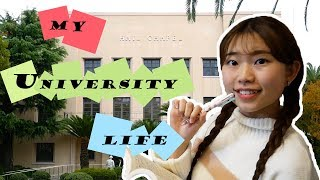 Download Japanese University Life - Come to School with Me Video