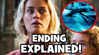Download A Quiet Place ENDING & CREATURES Explained Video