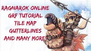 Download [TUTORIAL] Ragnarok Online GRF (Tile Map, Gutter Lines, Chibi, Gray Map, Large Card) Video