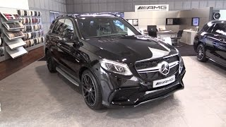 Download Mercedes-Benz GLE 63 S AMG 2017 In Depth Review Interior Exterior Video