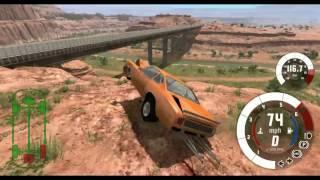 Download IL CASSE DES VOITURES POUR S'AMUSER ! - BeamNg Drive Video